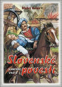 Obrázok Slovenské povesti Kamenné vráta