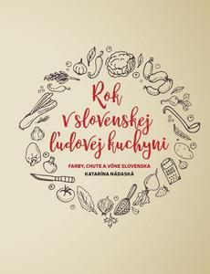 Obrázok Rok v slovenskej ľudovej kuchyni