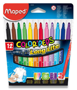 Obrázok Fixy Maped Color 12 ks