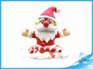 Obrázok Paulinda Merry Christmas Santa Claus s doplňky v kelímku