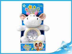 Obrázok STARLIGHT PETS zvířátko plyšové-kráva/lampička