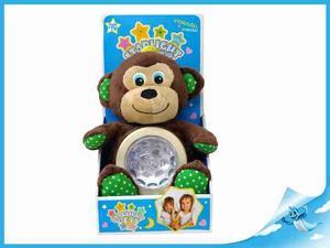 Obrázok STARLIGHT PETS zvířátko plyšové-opice/lampička