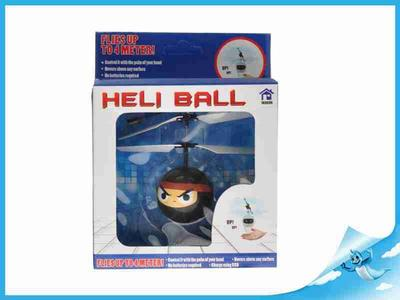 Helikoptéra míček Shimozu černý