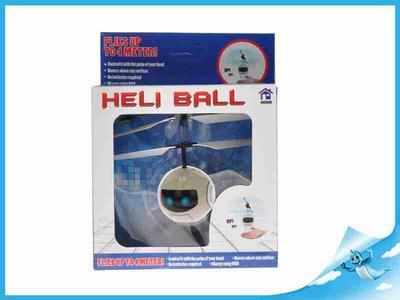 Helikoptéra míček Galactar šedý