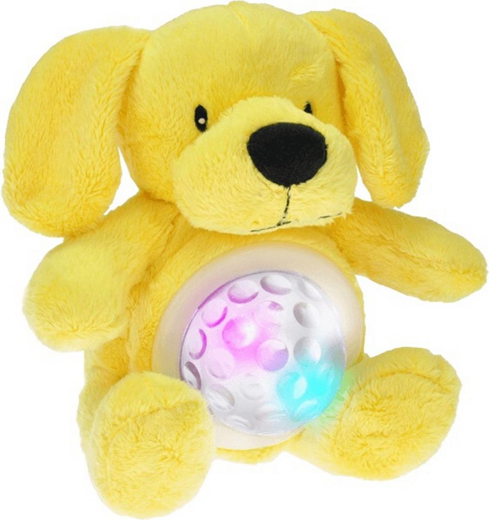 STARLIGHT PETS zvířátko plyšové-pes/lampička
