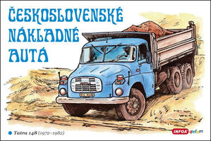 Obrázok Československé nákladné autá