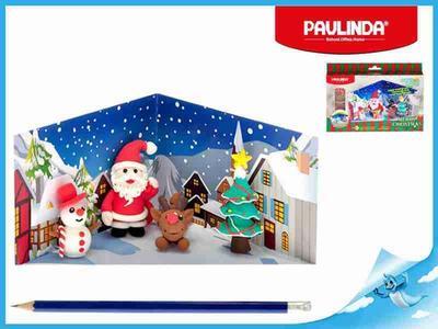 Paulinda Merry Christmas s doplňky v krabičce