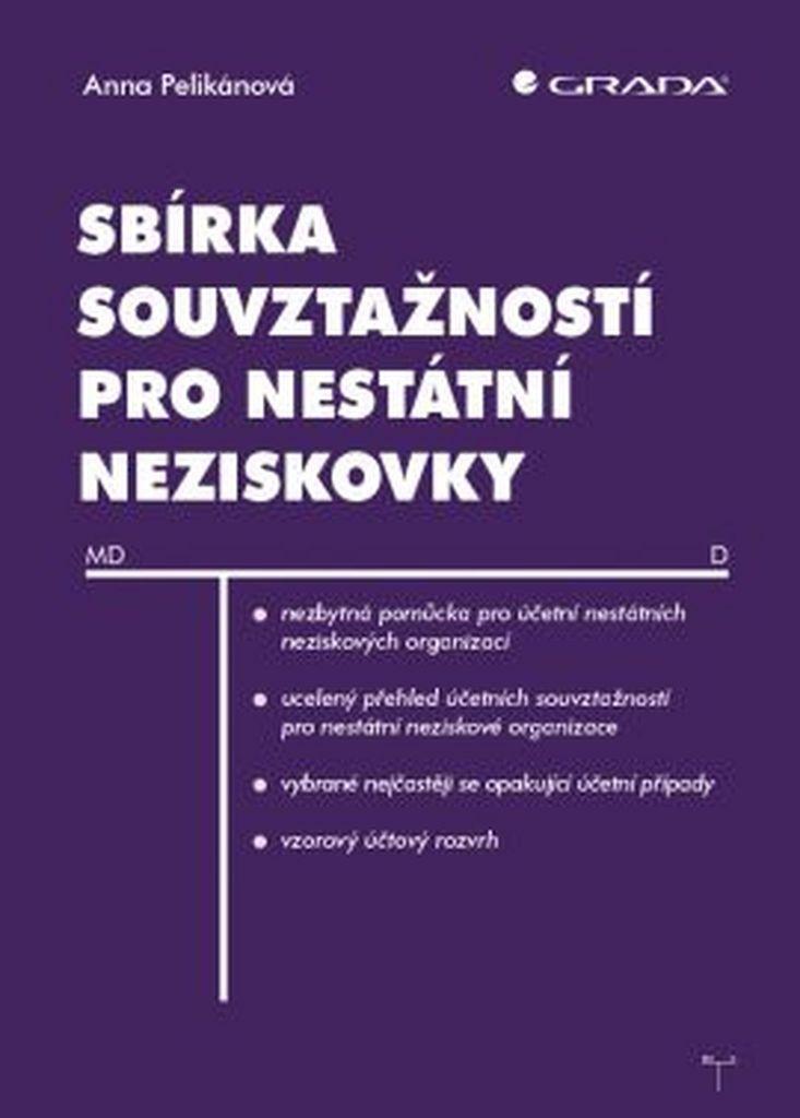 Sbírka souvztažností pro nestátní neziskovky - Anna Pelikánová