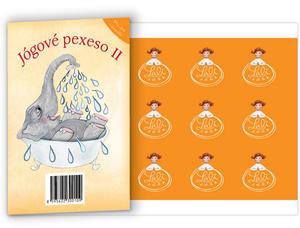 Obrázok Jógové pexeso II