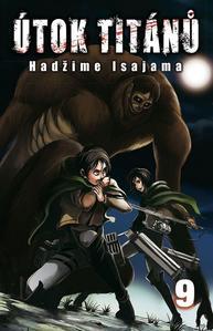 Obrázok Útok titánů 9