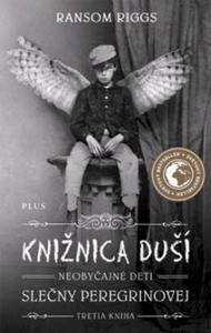Obrázok Knižnica duší Neobyčajné deti slečny Peregrinovej