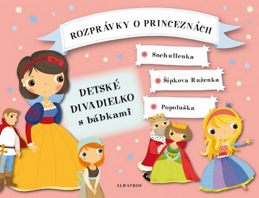 Rozprávky o princeznách - Oldřich Růžička