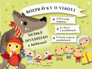 Obrázok Rozprávky o vlkovi