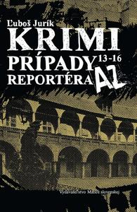 Obrázok Krimi prípady reportéra AZ 13 - 16