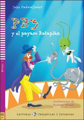 PB3 y el payaso Rataplán (PB3 a klaun Rataplán + CD)