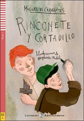 Rinconete y Cortadillo (Rinconete a Cortadillo + CD)