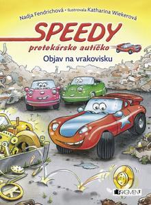 Obrázok Speedy pretekárske autíčko Objav na vrakovisku