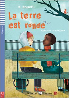 La terre est ronde (Zem je guľatá + CD)