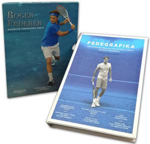 Obrázok Roger Federer Biografie tenisového génia