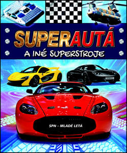 Obrázok Super autá a iné super stroje