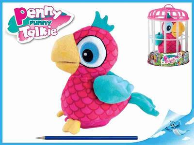 Penny papoušek