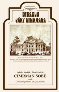 Obrázok Cimrman sobě aneb Odhalení pamětní desky z platiny (Divadlo Járy Cimrmana)