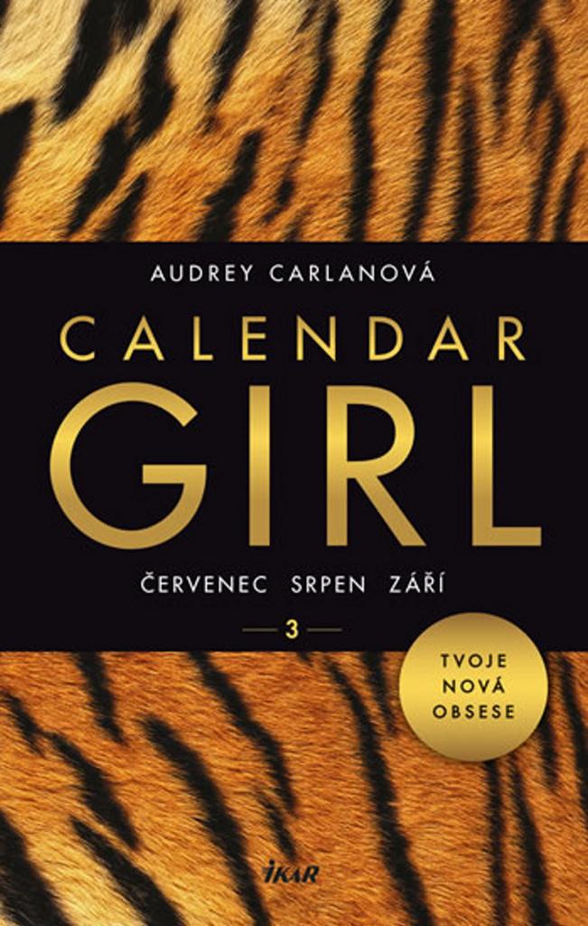 Calendar Girl 3 - Audrey Carlanová