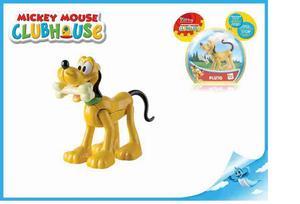 Obrázok Mickey Mouse Club House figurka Pluto kloubová 8cm v krabičce