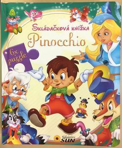 Obrázok Skládačková knížka Pinocchio