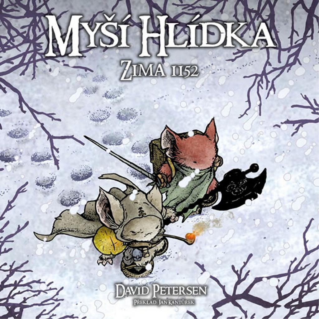 Myší hlídka Zima 1152 (2) - David Petersen