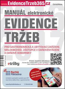 Obrázok Manuál elektronické evidence tržeb
