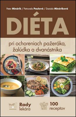 Diéty pri ochoreniach pažeráka, žalúdka a dvanástnika