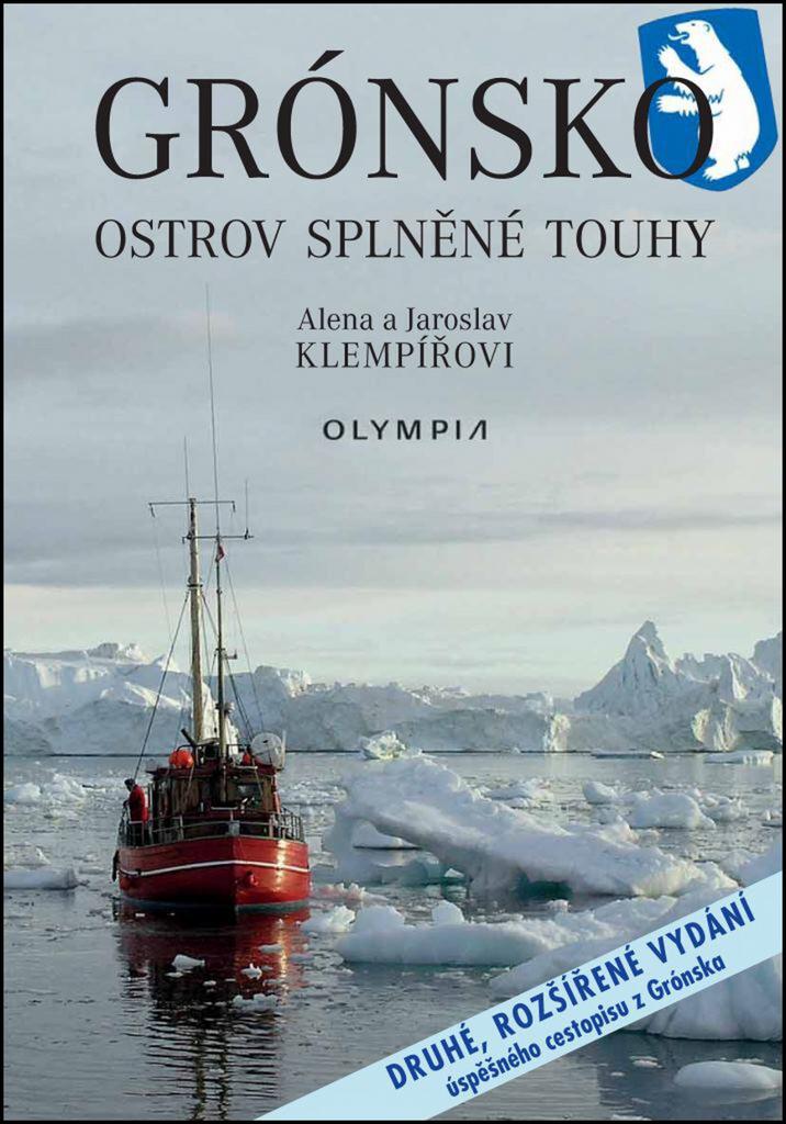 Grónsko - Alena Klempířová, Jaroslav Klempíř