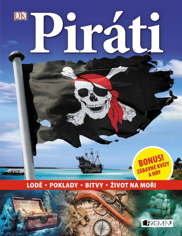Piráti - Deborah Lock