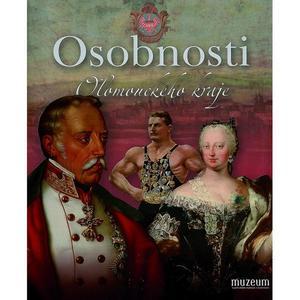 Obrázok Osobnosti Olomouckého kraje
