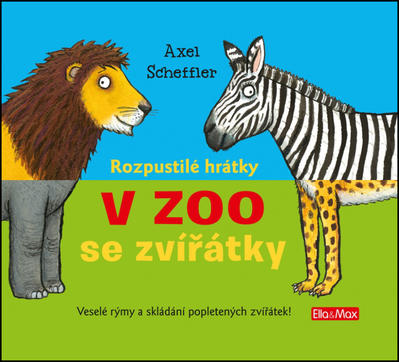 Rozpustilé hrátky V Zoo se zvířátky