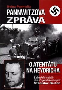 Obrázok Pannwitzova zpráva o atentátu na Heydricha
