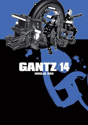 Obrázok Gantz 14