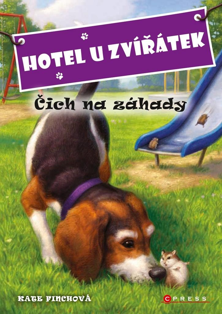Hotel U Zvířátek Čich na záhady - Kate Finchová