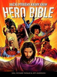 Obrázok Akční příběhy knihy knih Hero Bible