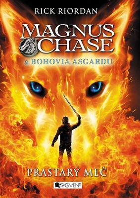 Obrázok Magnus Chase a bohovia Asgardu Prastarý meč