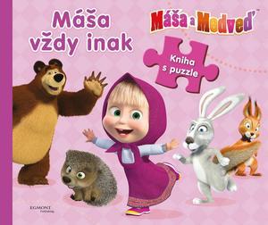 Obrázok Máša a medveď Máša vždy inak