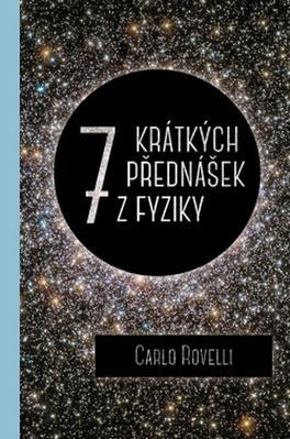 Obrázok Sedm krátkých přednášek z fyziky