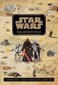 Obrázok STAR WARS Galaktický atlas