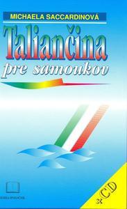 Obrázok Taliančina pre samoukov + CD