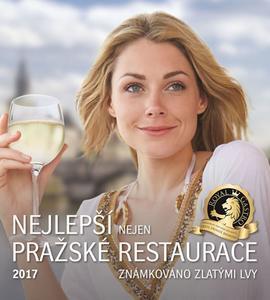Obrázok Nejlepší nejen pražské restaurace 2017