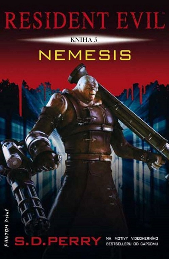 Resident Evil Nemesis - S.D. Perry