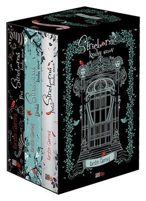 Obrázok Strieborné knihy snov 1-3 BOX
