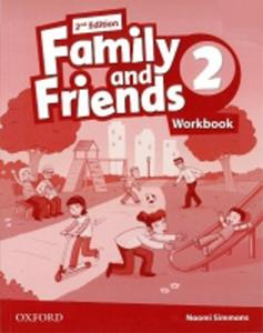 Obrázok Family and Friends (2nd Edition) 2 Workbook