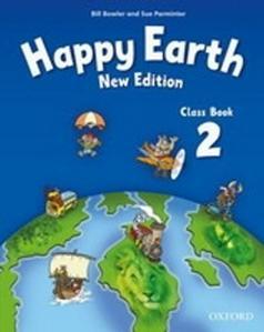 Obrázok Happy Earth New Edition 2 Class Book